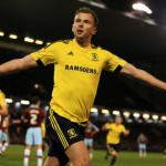 Middlesbrough striker Jordan Rhodes set for first appearance of season