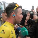 Mark Cavendish's 2016 Tour De France Stage Wins