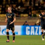 Harry Pain: Tottenham's European dream over as Monaco top group