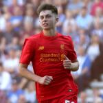 Woodburn has a big future, predicts Liverpool team-mate Mane