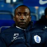 Jimmy Floyd Hasselbaink Relaxed Despite Winless Start To Life At Qpr Continuing