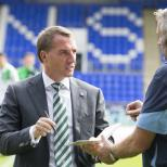 Brendan Rodgers expects Champions League progression against Hapoel Be'er Sheva