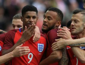 Marcus Rashford called up for England Under-21s duty