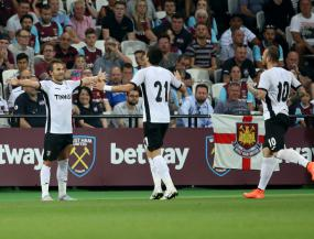 West Ham dumped out of Europe by Astra Giurgiu