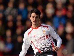 Liverpool agree deal to sell midfielder Luis Alberto to Lazio