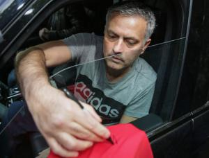 Jose Mourinho tells the fans to forget the last three years at Manchester United