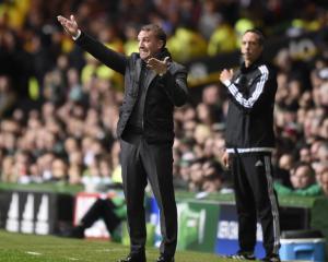 Celtic boss Brendan Rodgers admits pride was hurt following PSG hammering