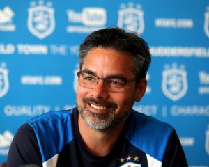 David Wagner wants Huddersfield