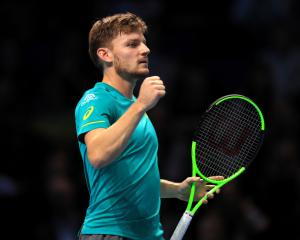 David Goffin short on ideas ahead of Roger Federer clash