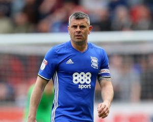 Birmingham captain Paul Robinson given three-game ban for James Chester clash