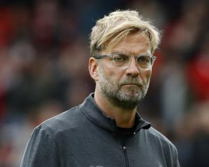 Jurgen Klopp shrugs off suggestions Liverpool defence under pressure to perform