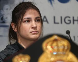 Katie Taylor sets sights on unifying lightweight division ahead of title defence