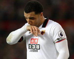 Recovering Deeney sits out Watford