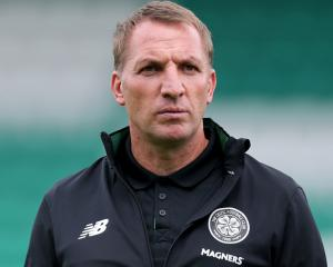 Brendan Rodgers: Celtic have no issue with discipline despite UEFA charges