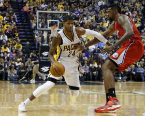 Streaking Indiana Pacers pound LA Clippers