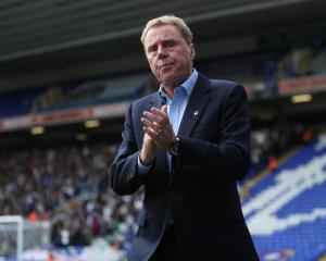Redknapp says there