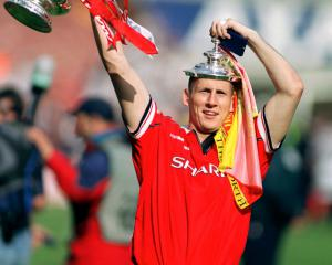 Promotion would rival Manchester United achievements for Jaap Stam