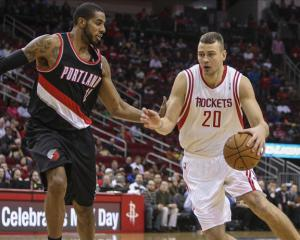 Houston Rockets snap Blazers