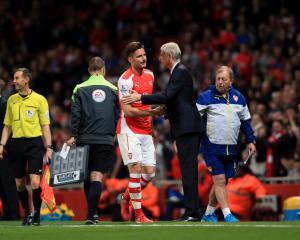 Olivier Giroud says Arsenal