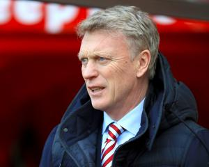 David Moyes admits Burnley game did not go to plan for Sunderland