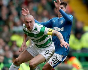 Scott Brown warns Rangers that Celtic are stronger