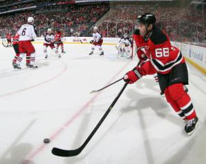 Veteran Jagr to lead Czechs at Sochi