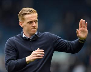 Garry Monk steps down as Leeds boss
