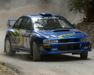 Ott Tanak triumphant at Rallye Deutschland