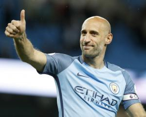 West Ham sign former Manchester City defender Pablo Zabaleta