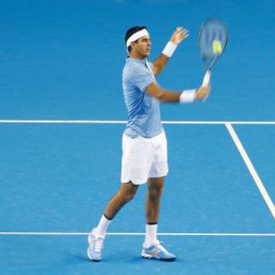 Del Potro puts Argentina on level terms in Davis Cup final