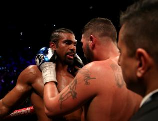 Bellew and Haye agree terms for London rematch