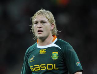 Worcester flanker Dewald Potgieter out for three months after thigh surgery