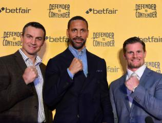 Rio Ferdinand only planning to have single fight as a professional boxer