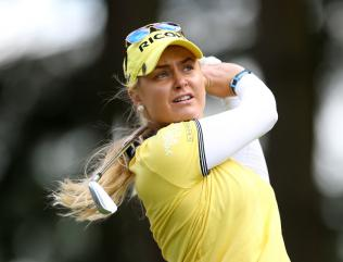 England's Charley Hull only one off the pace in Florida