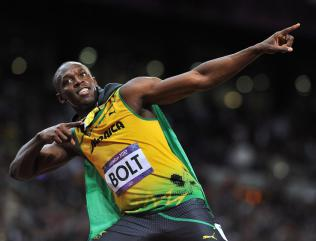 Usain Bolt confirmed as official starter for Sunday's United States Grand Prix