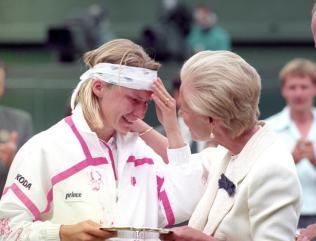 Jana Novotna, the Czech who turned tears into triumph