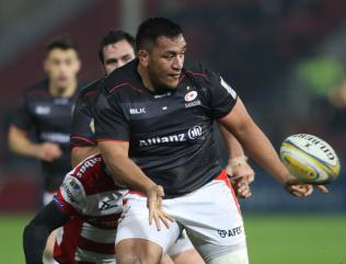 Mako Vunipola to start on bench against Italy - England scrum coach Neal Hatley