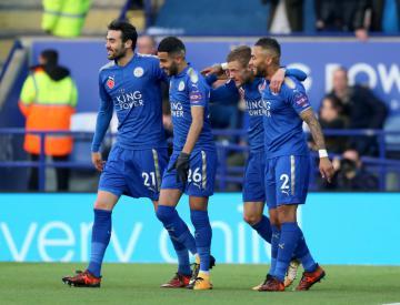 Leicester boss Claude Puel has a good feeling