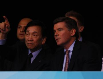 AIBA boss Wu suspended as bankruptcy fears grow
