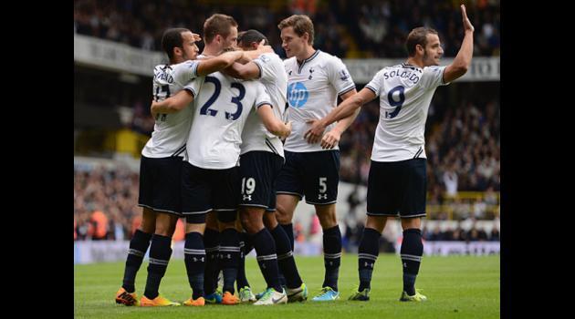Tottenham 2013
