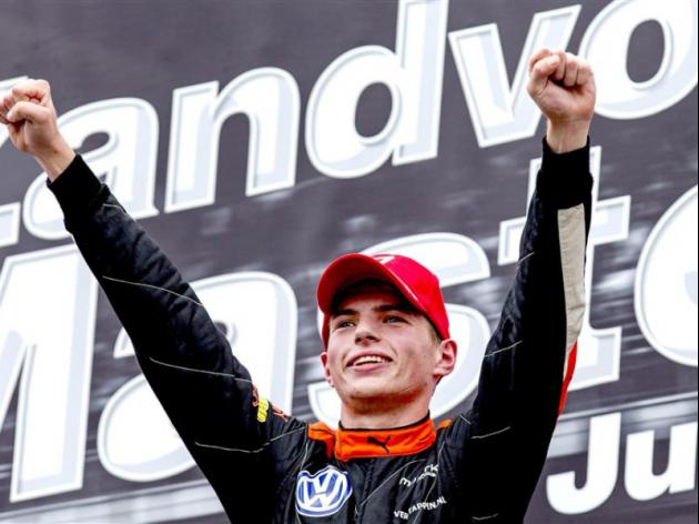 verstappen 16 to become youngest f1 driver. Black Bedroom Furniture Sets. Home Design Ideas