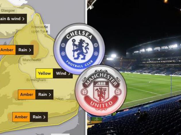 Will Chelsea vs Man Utd be postponed? Is Premier League ...