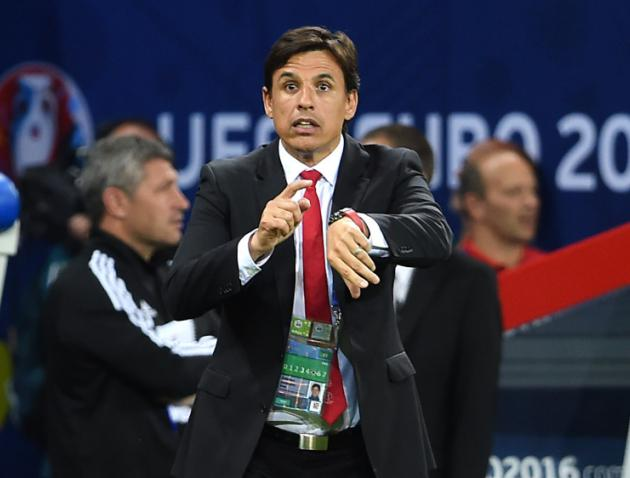 Chris Coleman jokes about Wales contract after Euro 2016 success