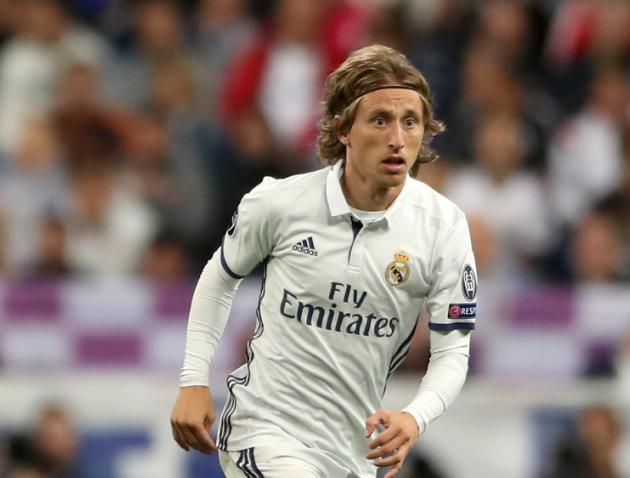 Modric agrees Real stay