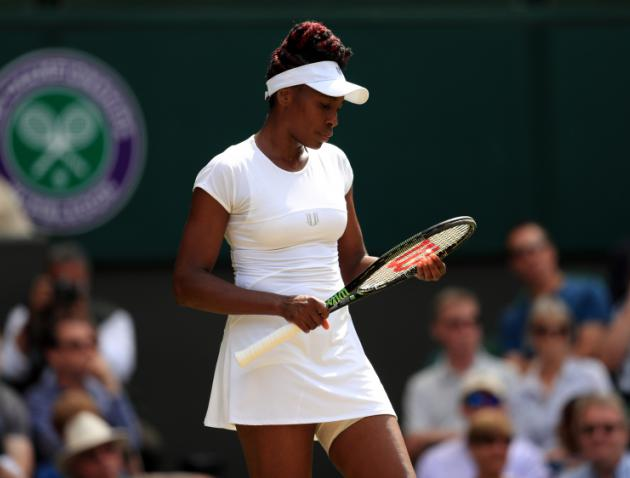 Wimbledon: Wimbledon: Serena Williams determined to make amends