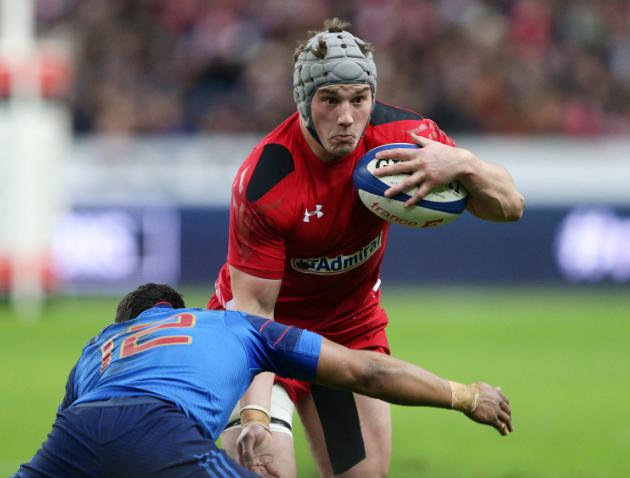 Hamstring injury rules Jonathan Davies out of Wales' game against Australia