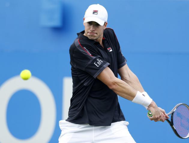 Japan's Nishioka reaches first ATP semi-final in Atlanta