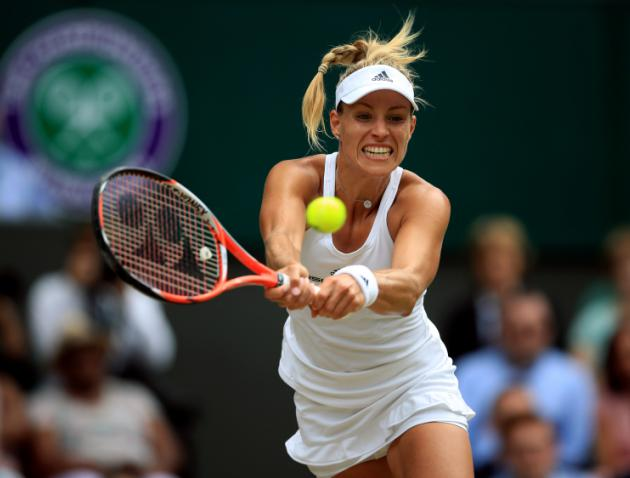 Angelique Kerber edges Simona Halep to close in on first WTA semis