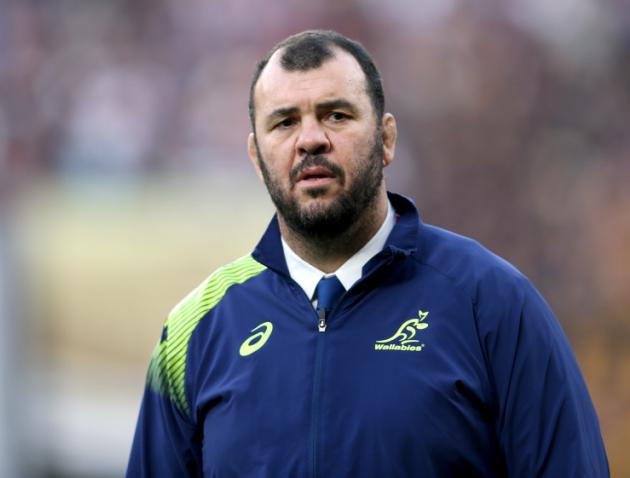 Cheika expects Wallabies to be fitter