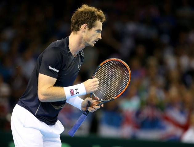Murray eyes Djokovic's No 1 spot after Chinese double